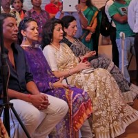 Ms. Debashree Roy at the event