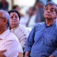 Mr. Sandip Ray & Mrs. Lolita Ray at the event